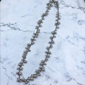 Banana Republic Beaded Necklace - Long Chain